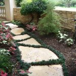 Outdoor Landscaping - Pathway - YardDoc - Austin, TX - Stepping Stones