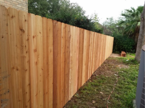Fence Contractors - Yard Doc - Austin, TX - Wood Fence