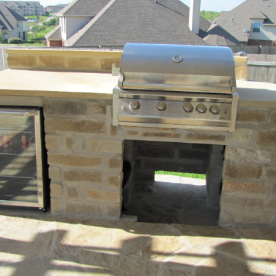 Outdoor Kitchen - Spicewood, TX