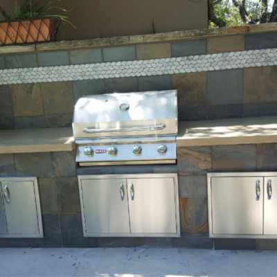 Handyman Service - YardDoc - Lakeway, TX - Outdoor Kitchen
