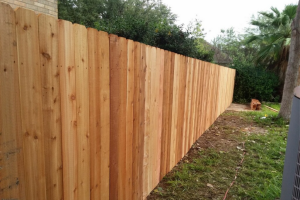 Handyman Services - YardDoc - West Lake Hills, TX - Wooden Fence Construction