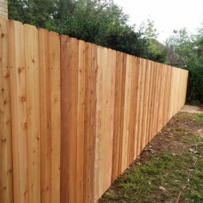 Wooden Fence Construction - West Lake Hills, TX