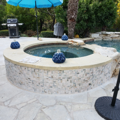 Spa Remodel - Barton Creek - Austin, TX