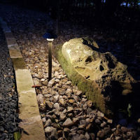 Landscape Lighting Ideas - YardDoc - West Lake Hills, TX - Landscape lighting path lights