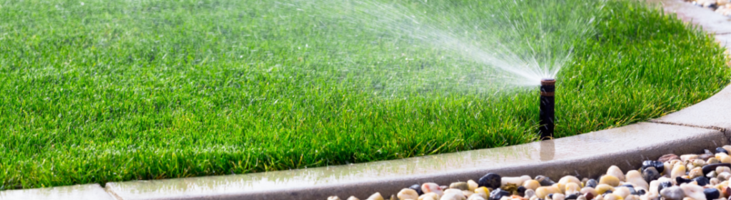 Irrigation System Management for Austin Texas Lawns - YardDoc - In ground Sprinkler